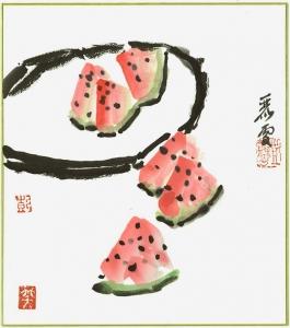 Fruits & Food 水果&食物