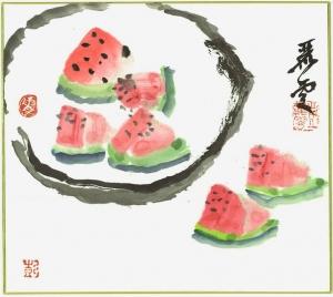 Watermelon #1西瓜#1