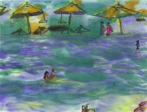 On the Edge - Pool #3在水一方 #3