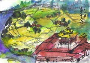 Bhutan, Paro #3